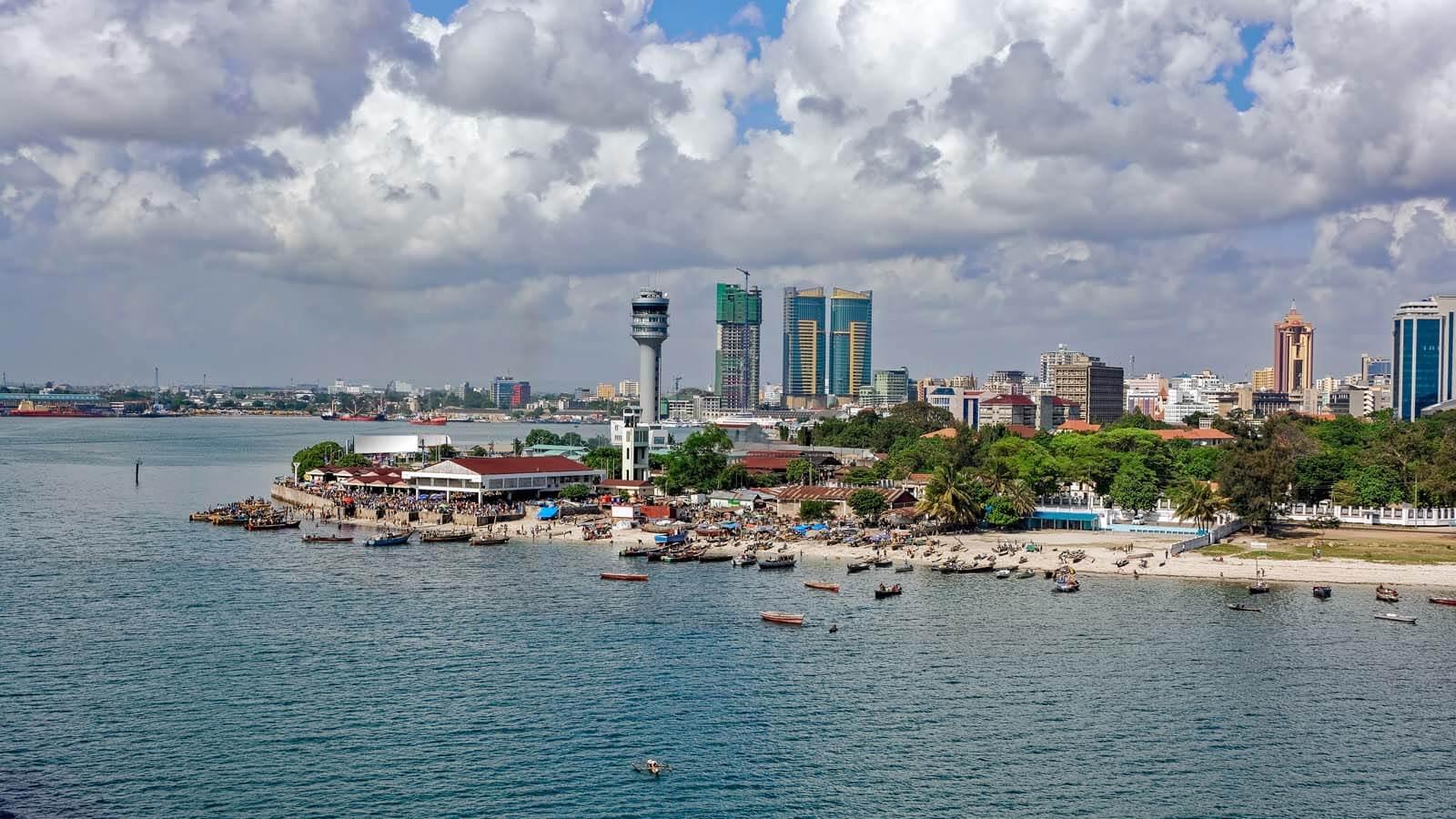 tanzania cities arusha and dar es salaam with tanzania odyssey