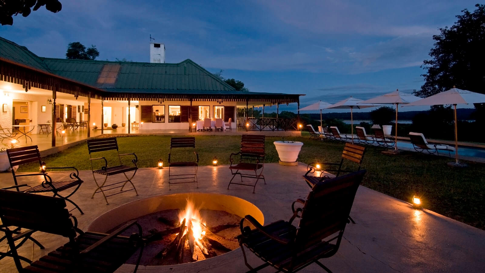 Chichele Presidential Lodge - 4