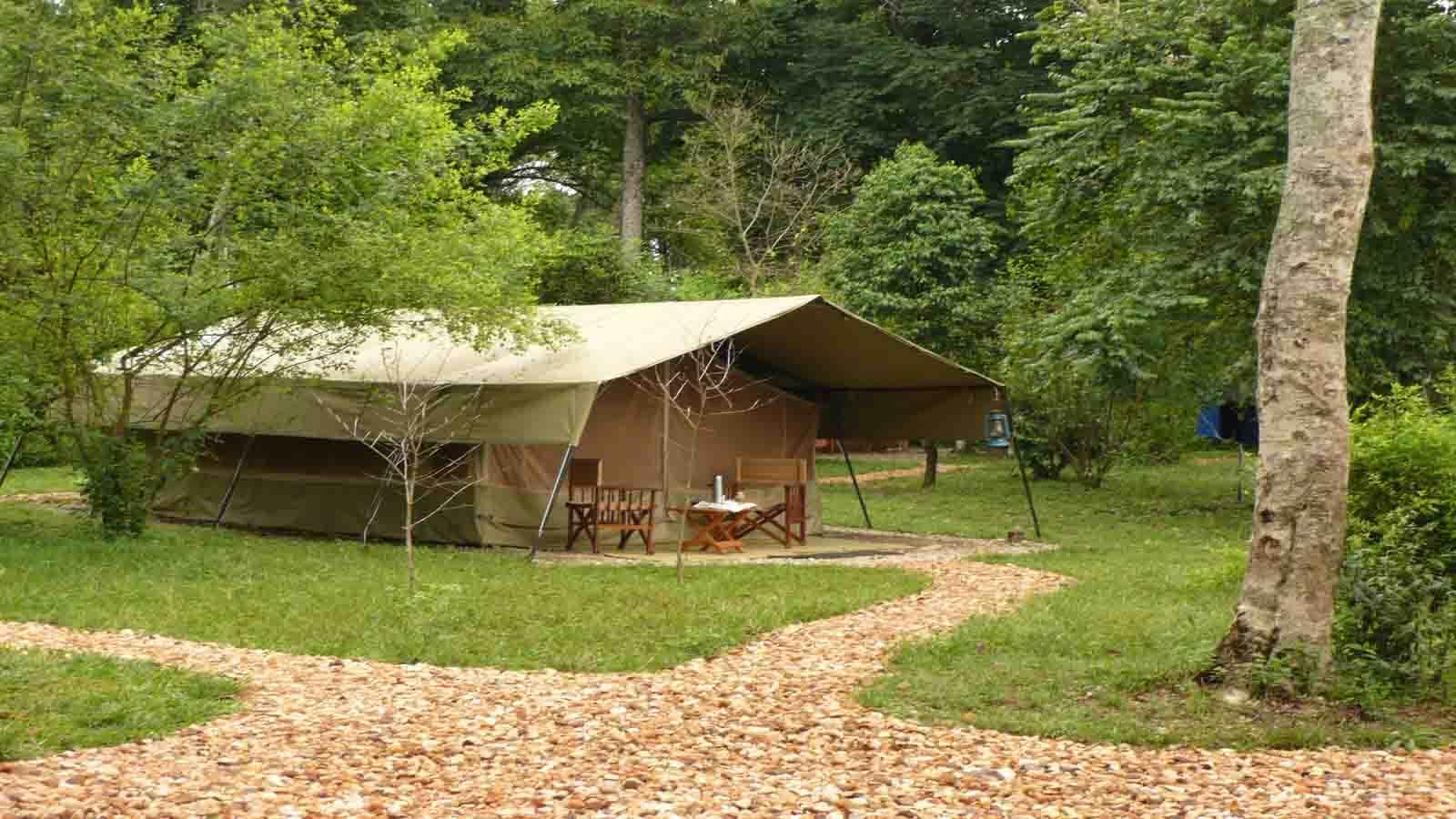 Ishasha Wilderness Lodge - 0