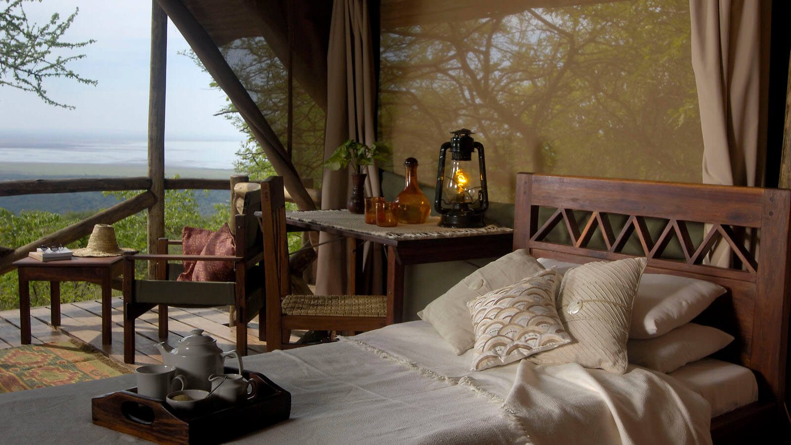 Kirurumu Tented Lodge 23