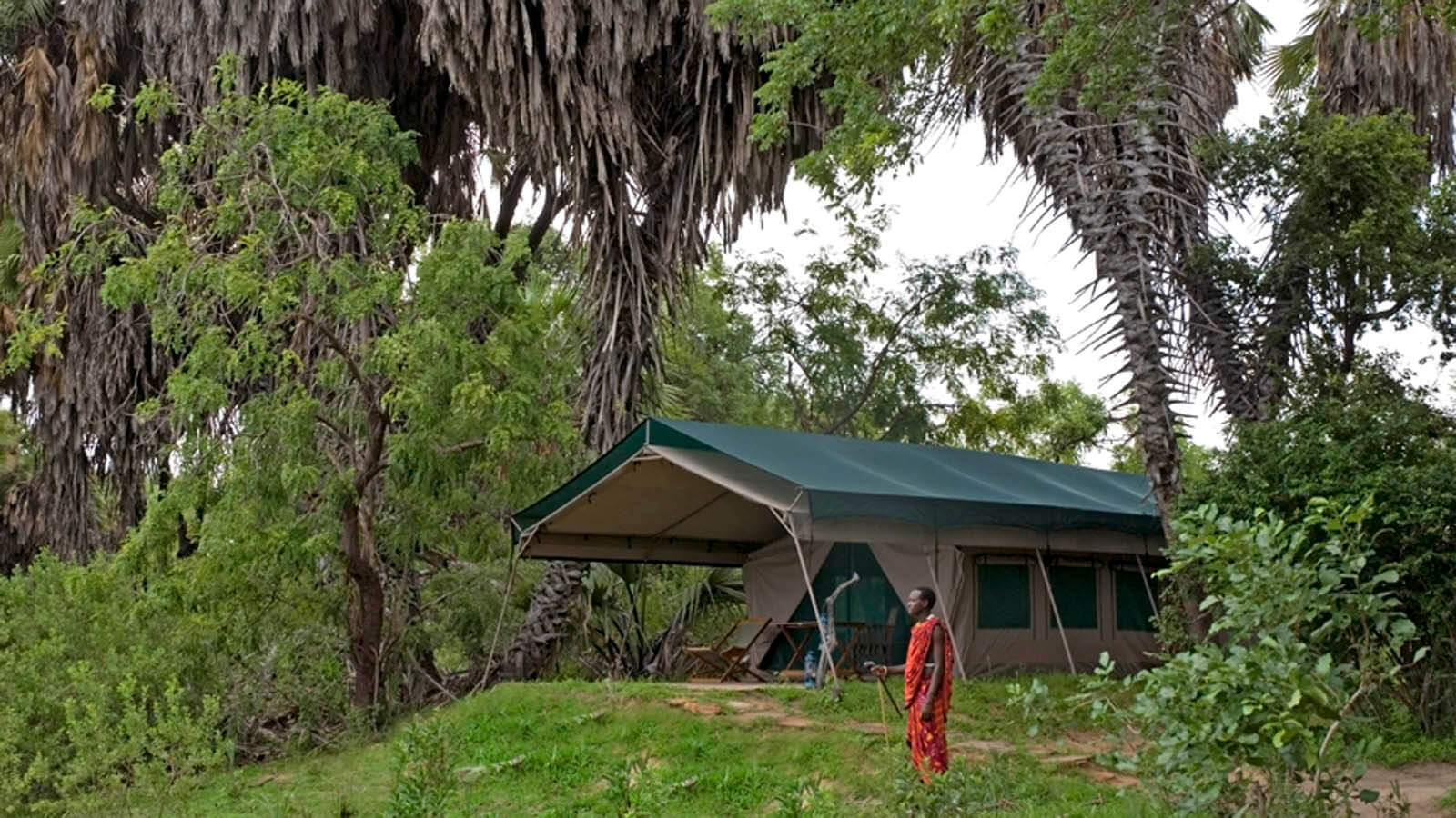 Lake Manze Tented Camp - 8