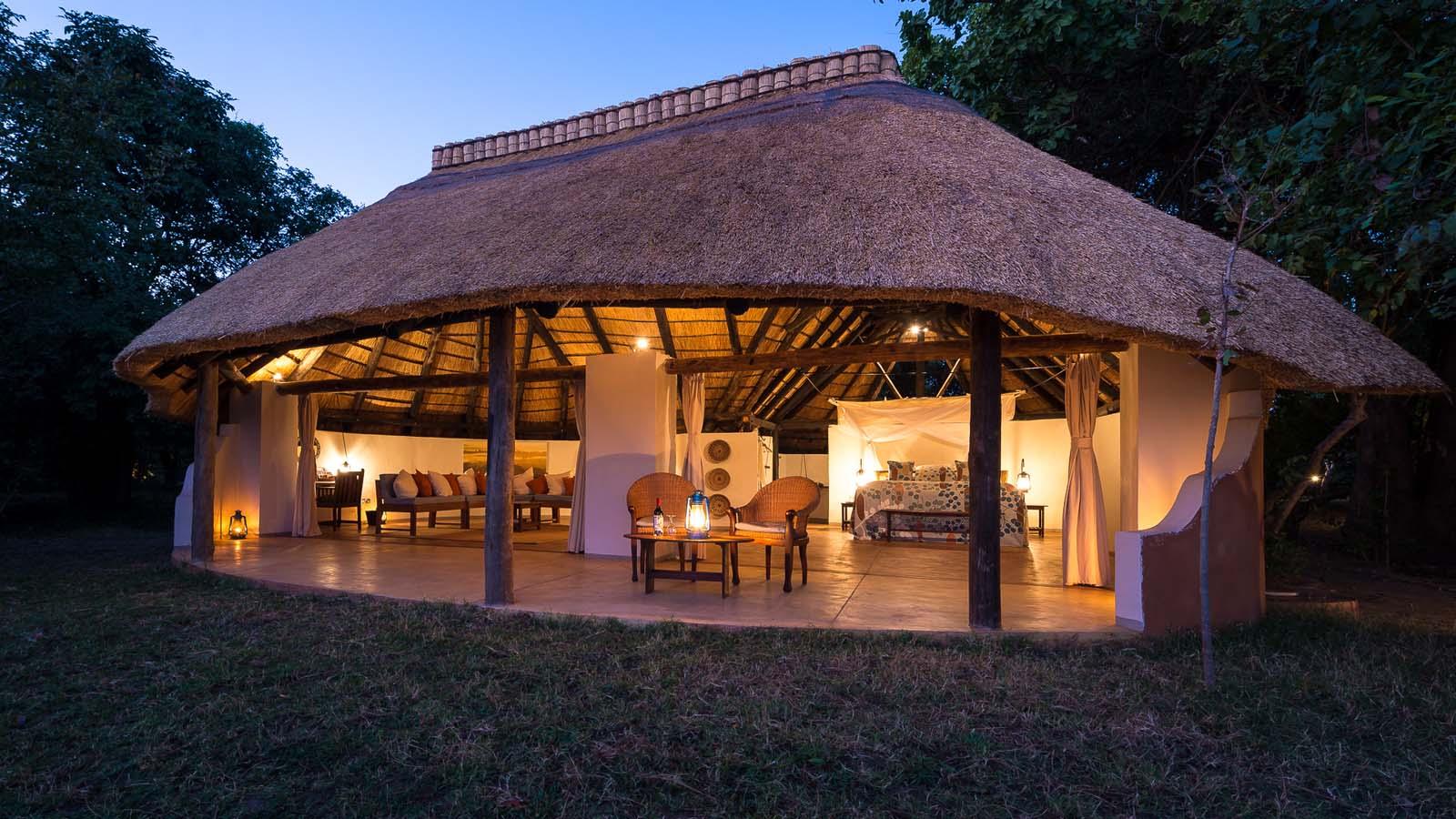 Nkwali Camp - 4