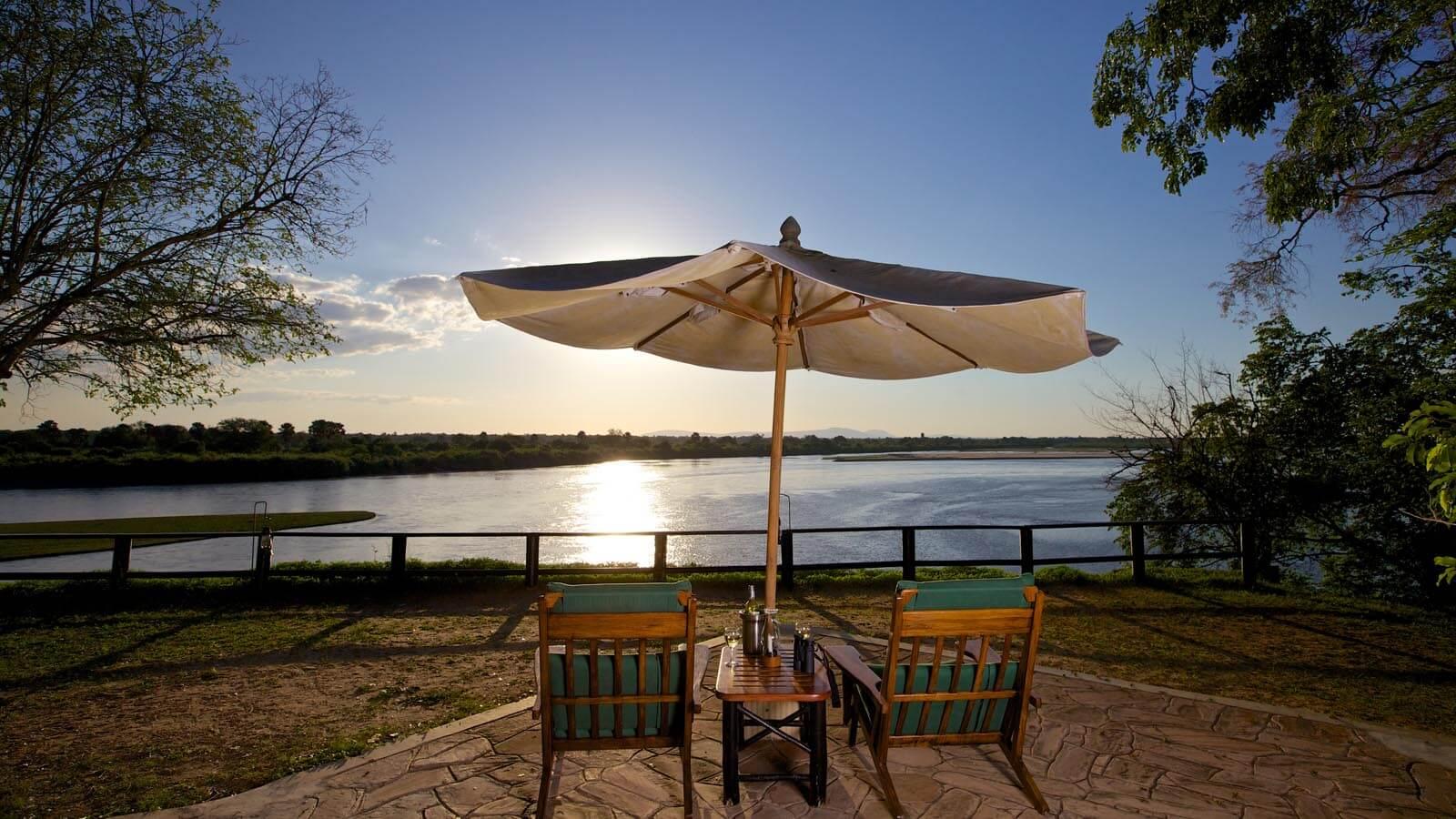 Rufiji River Camp | Foxes River Camp | Tanzania Odyssey