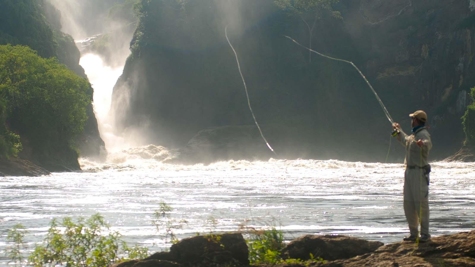 Murchison Falls - 2