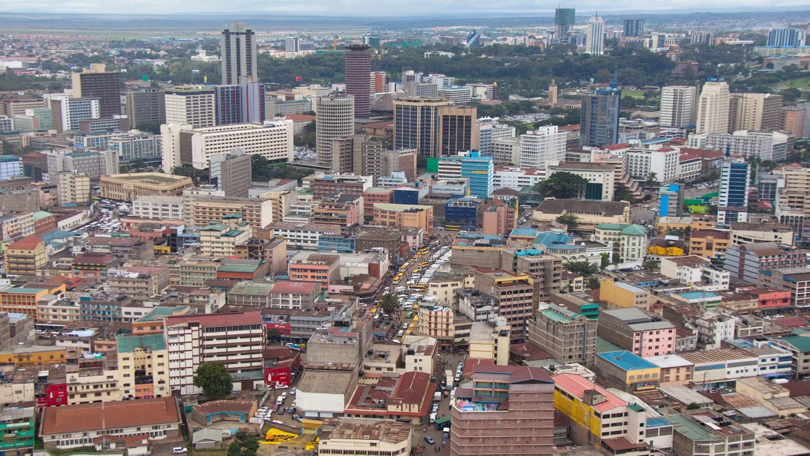 Nairobi - 2